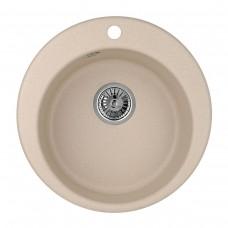 Кухонная мойка Granula GR-4801 415х490 песок