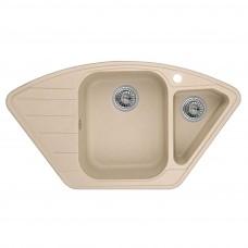 Кухонная мойка Granula GR-9101 890х490 песок