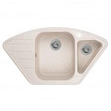 Кухонная мойка Granula GR-9101 890х490 пирит