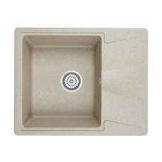 Кухонная мойка Granula GR-6201 620х500 антик