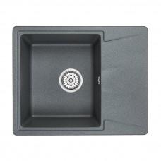 Кухонная мойка Granula GR-6201 620х500 графит