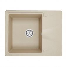 Кухонная мойка Granula GR-6201 620х500 песок