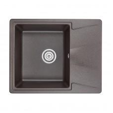 Кухонная мойка Granula GR-6201 620х500 эспрессо
