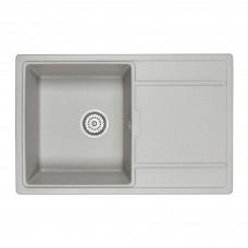 Кухонная мойка Granula GR-7804 780х500 базальт