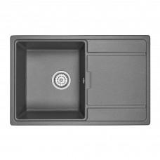 Кухонная мойка Granula GR-7804 780х500 графит
