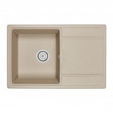 Кухонная мойка Granula GR-7804 780х500 песок