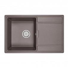 Кухонная мойка Granula GR-7804 780х500 эспрессо