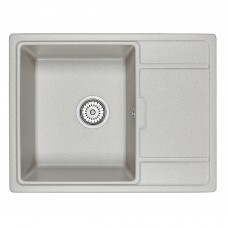 Кухонная мойка Granula GR-6503 650х500 базальт