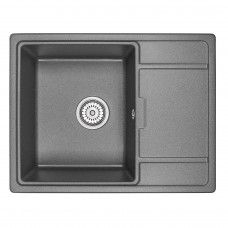 Кухонная мойка Granula GR-6503 650х500 графит