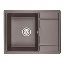 Кухонная мойка Granula GR-6503 650х500 эспрессо