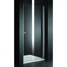 Душевая дверь Cezares Elena B1 70 P Cr L матовое стекло, профиль хром левая