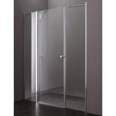 Душевая дверь Cezares Elena B13 30/60/60 P Cr L матовое стекло, профиль хром левая