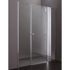 Душевая дверь Cezares Elena B13 30/60/60 P Cr R матовое стекло, профиль хром правая