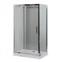 Душевой уголок Aquanet Delta NPE1131 150x80, прозрачное стекло без поддона
