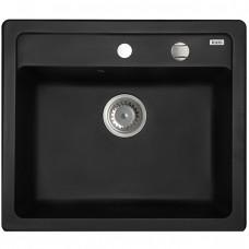 Кухонная мойка Iddis Vane G V01B571i87 черная