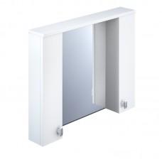Зеркало для ванной Iddis Rise 90 белый