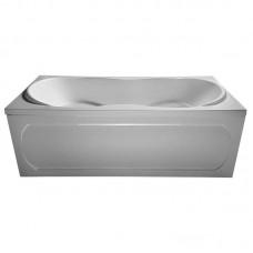 Акриловая ванна Marka One Enna 170х75 без гидромассажа