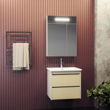 Комплект мебели Smile Фреш 60 белый/коричневый