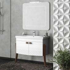 Комплект мебели Smile Зафирро 65 белый