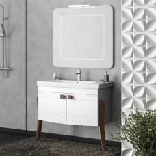 Комплект мебели Smile Зафирро 85 белый
