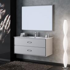 Комплект мебели Smile Монтэ 90 светло-серый