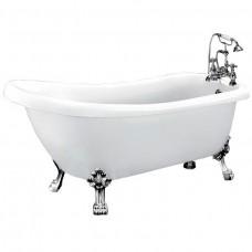 Акриловая ванна Belbagno BB20-1700