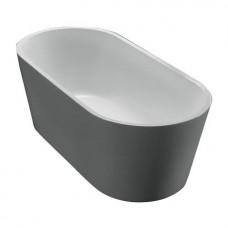 Акриловая ванна Belbagno BB71-1700 Nero