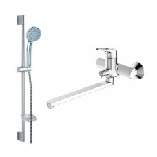 Душевой набор Bravat Drop-D F00413
