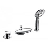 Смеситель Bravat Niagara 7F5140197CP-RUS для ванной