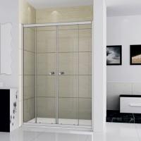 Душевая дверь RGW CL-10 150)x185 стекло прозрачное