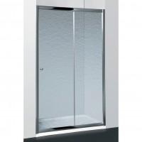 Душевая дверь RGW CL-12 100x185 стекло шиншилла