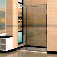 Душевая дверь RGW CL-11 155х185  стекло прозрачное