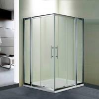 Душевой уголок RGW HO-311 (HO-31+Z-41) 120х120х195 стекло прозрачное