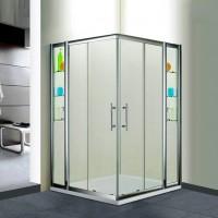 Душевой уголок RGW HO-312 (HO-31+Z-42) 130х130х195 стекло прозрачное