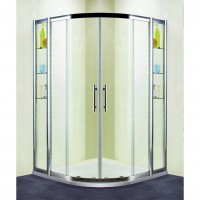 Душевой уголок RGW HO-512 130х130х195 стекло прозрачное
