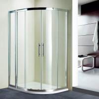 Душевой уголок RGW HO-61 (HO-51+Z-41) 100х130х195 стекло прозрачное