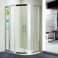 Душевой уголок RGW HO-62 (HO-51+Z-42) 100х130х195 стекло прозрачное