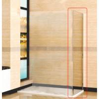 Боковая стенка RGW Z-12 90х185 стекло прозрачное