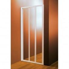 Душевая дверь Ravak ASDP3 110  белый профиль, полистерол