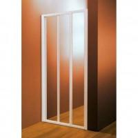Душевая дверь Ravak ASDP3 130  белый профиль, полистерол