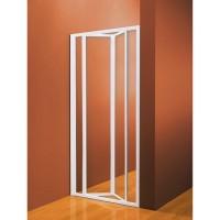 Душевая дверь Ravak SDZ3 90  белый профиль, полистирол