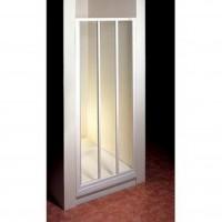 Душевая дверь Ravak ASDP3 100 белый профиль, матовое стекло