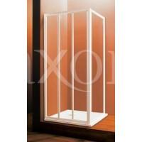Душевая дверь Ravak ASDP3 80 хромированный профиль, прозрачное стекло