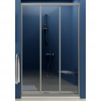 Душевая дверь Ravak ASDP3 90 хромированный профиль, прозрачное стекло