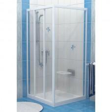 Душевая стенка Ravak APSS 75 белая+Тpанспаpент (белый профиль, прозрачное стекло)