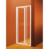 Душевая дверь Ravak SDZ2 70 белая+Гpапе (белый профиль, матовое стекло)