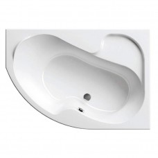 Акриловая ванна Ravak Rosa 140х105 R без гидромассажа