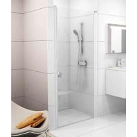 Душевая дверь Ravak CSD1 80 блестящий+стекло Transparent