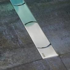 Трап для душа OZ Ravak Chrome 850  stainless