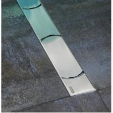 Трап для душа OZ Ravak Chrome 950  stainless
